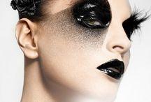 Make Up / unconventional make up