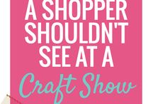 Craft Shows Do's andDon't