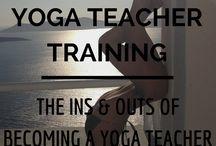 Yoga / by samantha carr
