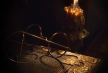 CANDLE GLOW / by Toni Seitz