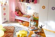 Kid rooms / by Kristie Gabel