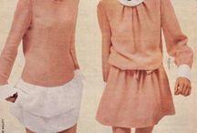 Fashion history 1960-70