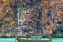 ! Tailândia / dicas de viagem Tailandia, turismo em Bangkok, Koh Phi Phi, Chiang Mai, Krabi, ilhas da tailandia