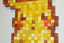 pixel madera