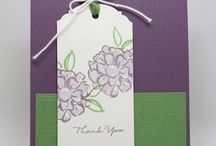 Stampin up what is love