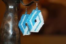 #handmade / Мои реальные работы #продажабисера #handmade #украшения