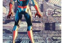 ilustração Spider-man