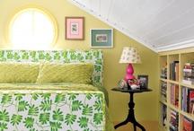 bedrooms. / by Lauren Amis