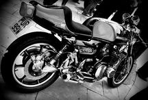 Vintage Motorcycles / Original and restored vintage and early model motorcycles.