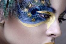 Les maquillages artistique.