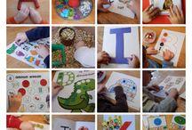 alphabet teaching