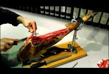 How to slice a Spanish ham? Bellota, pata gra or Serrano