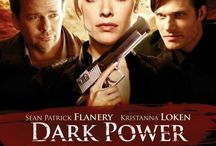 """Dark Power (Movie) / (Short Synopsis) """"When the mayor of a crime-ridden city and his opponent are assassinated, two FBI agents join forces to investigate the murder and become the targets of a powerful criminal conspiracy."""" (Starring) Sean Patrick Flanery (The Boondock Saints 1 & 2, The Whole Truth) Kristanna Loken (Terminator 3: Rise of the Machines) Chris Carmack (The Butterfly Effect 3: Revelations), Morgan Fairchild (ABC's General Hospital), and Brien Perry (Lionhead). / by Green Apple Entertainment"""
