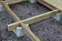 Substructures / What's underneath your decking