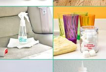 Cleaning / Eco friendly cleaning