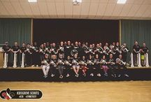 Kidsgrove Scouts Drum and Bugle Corps/System Blue Brass / Endorsees of System Blue Professional Marching Brass