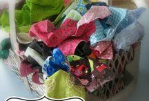 fabric projects / by Katrina Hopf