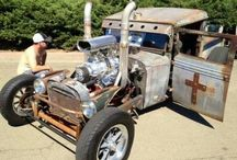 Rat Rods / Hot Rad Rods