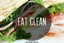Healthy/Clean Eating / by Tara Marie