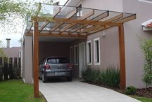 Canopy / Garage Idea