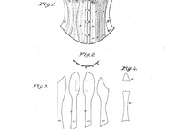 movable flap corset patents
