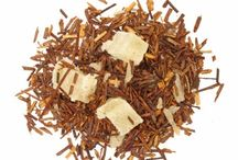 Rooibos Tea / Rooibos Tea (Aspalathus Iinearis) is grown at the altitude of 2000 feet above sea level in South Africa. Research has shown Rooibos tea to be a rich natural source of antioxidants with a high level of flavonoids. The absence of caffeine makes rooibos an ideal drink, even at night.
