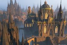 City of Clerics ligth