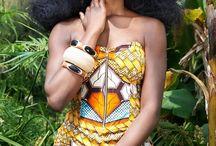 AFRICAN FASHION-STAMPA AFRICANA