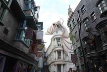 Harry Potter trip
