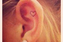 Tattos pequeninas