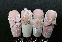 Wedding Nails Ideas Tammy Taylor SA
