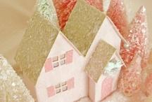 Putz and all the Mini Houses