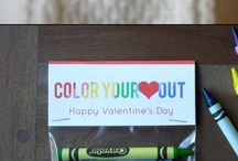 Valentine's Day / Cool ideas for kids
