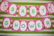 Erica's baby shower ideas / by Nikki Jones