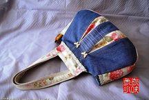 Сумочки / Как сшить сумку