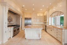 Kitchen / White wash