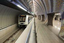 ligne M4 du métro de Budapest