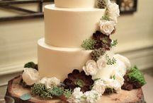 Bröllopstårtor