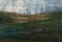 Fabric landscapes
