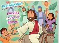 Bible Activities About Jesus! / Packed with more than 80 reproducible Bible lessons, puzzles, Sunday school crafts, games, and hands-on activities, these Bible Stories About Jesus books will deepen your child's relationship with God by teaching about Jesus' life. Plus, every Bible activity is fully-reproducible and age-appropriate, recognizing that kids' abilities and interests develop as they grow. Tons of crafts, activities, puzzles and more!