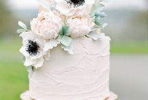 Fairytale wedding cakes