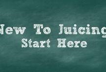 Juicing Recipes / by Maria Lau