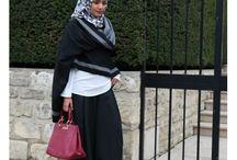 ID LOOKS / look hijab elgants