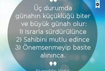 Islamic Turkish quotes