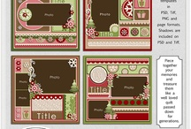 Crafts: Scrapbooking / by Ro Ro