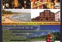 Holi in Goa / Celebrate Holi Festival in Goa only with WOW Holidays