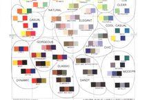 cartes couleur