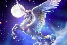 mythische wezens / geef je wezen bijzondere krachten. Hoe berbeeld je dat in je schoen...