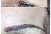 Perfection Semi Permanent Eyebrow