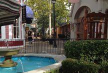 Fountain at Grand Village, Branson, Mo.